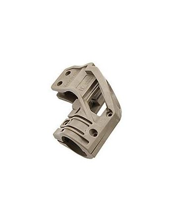 ElZetta ZFH1500 Tactical Flashlight Holder - FDE