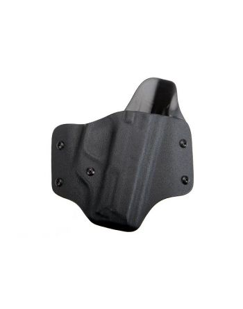 KR: OWB Pancake Holster S&W M&P 9MM .40 FULL 1.75 RH FBI 15 Degree