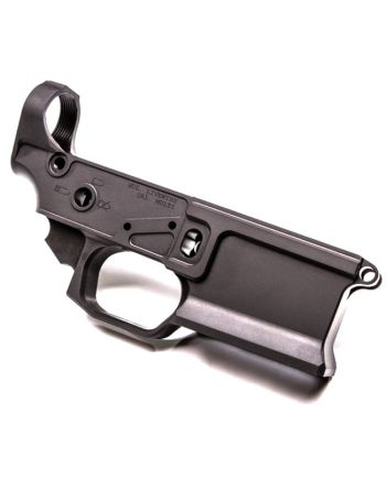 Sharps Bros Livewire AR-15 Stripped Lower Receiver