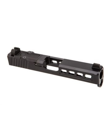 Zev Technologies Dragonfly Black G19 Absolute Cowitness with RMR Cover Plate GEN 4