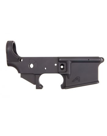 Aero Precision AR-15 STS Stripped Lower Receiver - Black