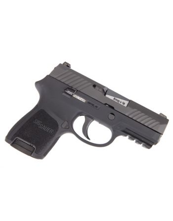Sig Sauer P320 Sub-Compact 9mm 3.6in Black 12RD Pistol W/ Night Sights