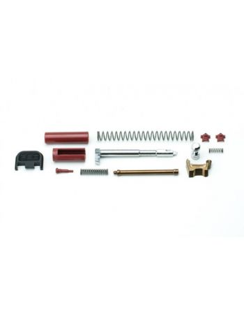Polymer80 PF-Series/Glock Slide Parts Kit - Bronze/Red