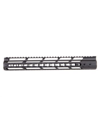 V Seven AR-15 ULTRA-LIGHT KEYMOD HANDGUARD - 13.5
