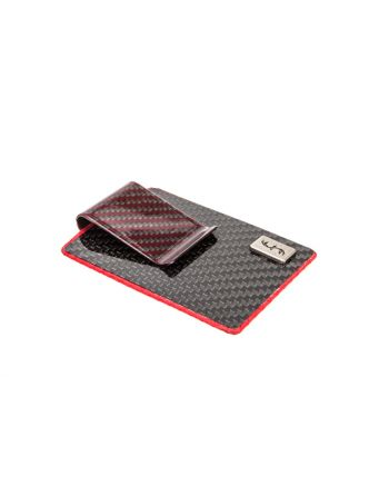 Carbon Fiber Fit- Money Clip and Wallet