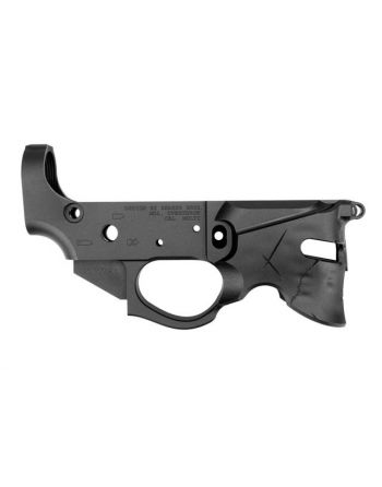 Rainier Arms Overthrow Stripped Lower Receiver