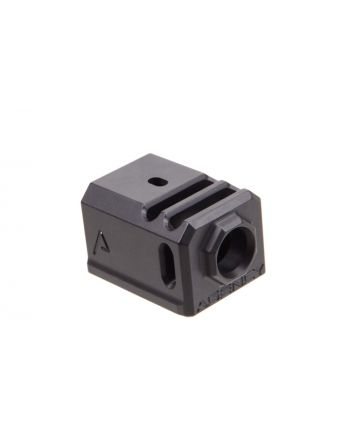 Agency Arms 417 Compensator, GEN3, Black