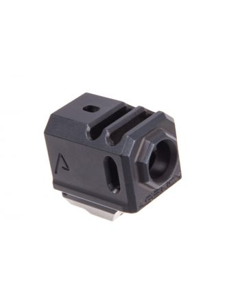 Agency Arms Glock 43 417 Compensator - Black