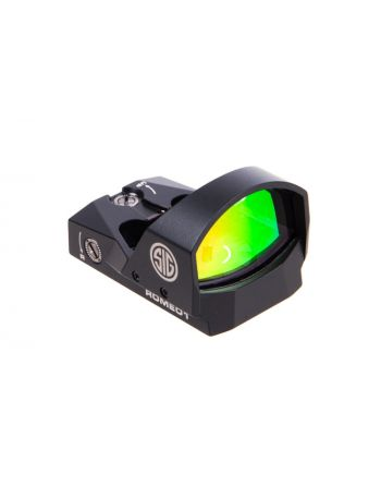 Sig Sauer ROMEO1 REFLEX SIGHT, 1X30MM, 6 MOA RED DOT