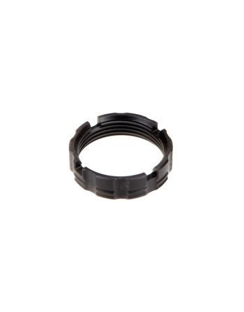 Ascend Armory Castle Nut – Stainless Steel – Black Nitride