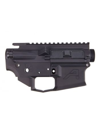 Aero Precision AR15 M4E1 RECEIVER SET - BLACK