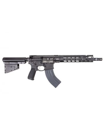 "Primary Weapons Systems  MK1, MOD 2-M Pistol, 11.85"" Barrel, 10"" M-LOK Rail W/ PIC-MOD Technology, 7.62x39"