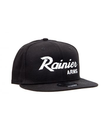 Rainier Arms Classic Snapback Cap - Throwback Limited Edition