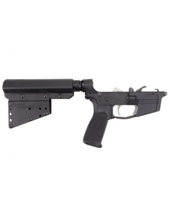 Primary Weapons Systems 9MM PCC Complete Pistol Lower Receiver