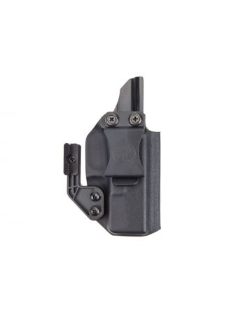 ANR Design Glock 19 Appendix IWB RH Holster with Polymer Claw - Black