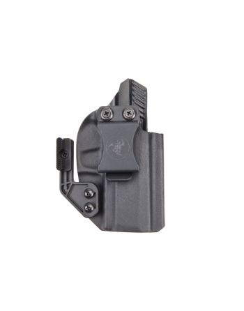ANR Design Sig Sauer P320 Compact Appendix IWB RH Holster with Polymer Claw - Black