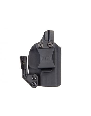 ANR Design S&W M&P Shield Appendix IWB RH Holster with Polymer Claw - Black