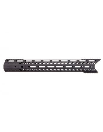 "Vella Industries .308/7.62 Trident Rail System - 16.5"" Black M-LOK"