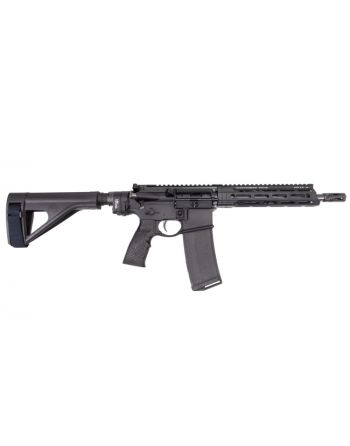 Daniel Defense M4 V7 300BLK Pistol w/ Law Tactical Folder (DDM4V7P) - 10.3