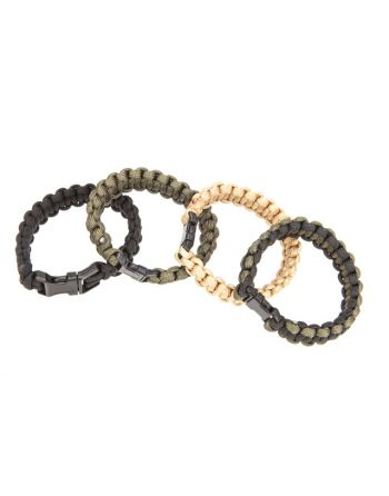 Pantel Tactical Paracord Survival Bracelet
