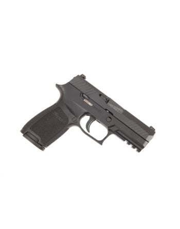 Sig Sauer P320 Carry 9mm 3.9in Black 17RD Pistol W/ Night Sights