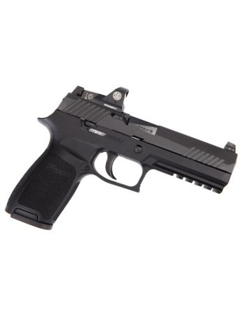 SIG SAUER P320 Full Size 9mm 17 RD with Romeo Reflex Sight