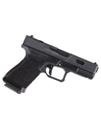 Agency Arms Urban Combat Glock 19 Gen 4 Agency Gray with Agency Magwell