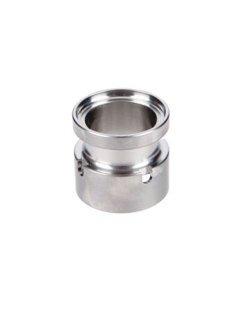 V Seven Titanium Barrel Nut for BCM KMR