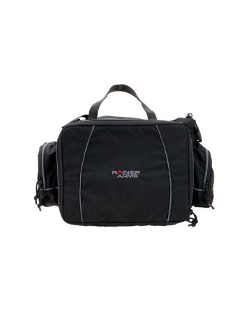 Rainier Arms / Grey Ghost Gear Range Bag - Black
