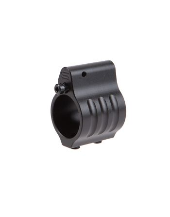 SLR Rifleworks Sentry 7 Set Screw Premium Adjustable Gas Block - Melonite