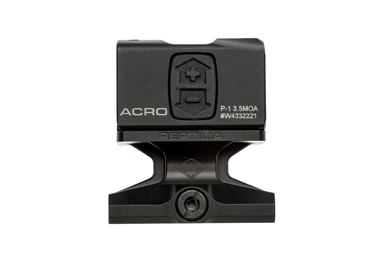 Reptilia Corp DOT Mount Lower 1/3 Co-Witness for Aimpoint ACRO