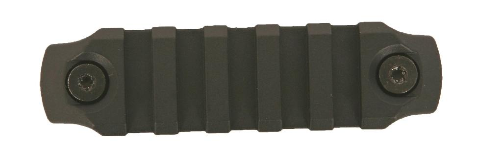 BCM GUNFIGHTER KeyMod Nylon Rail - Black