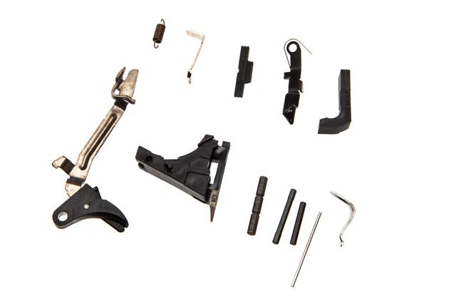 Madison Custom Glock 19/23/32 Lower Completion Kit - Pistol