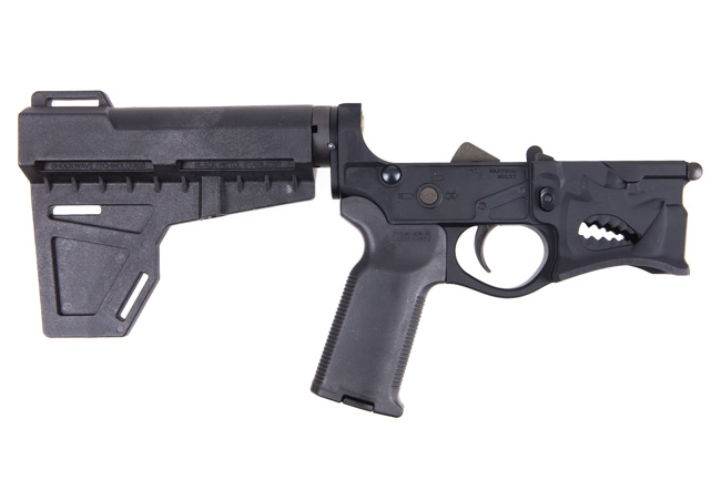 Sharps Bros Warthog AR-15 Complete Lower Receiver - Gen 2