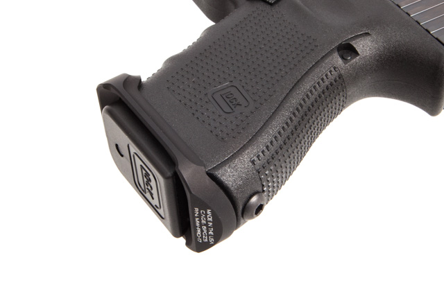 Agency Arms Magwell G19 & 23 Gen 4 - Pistol Magwell - Pistol