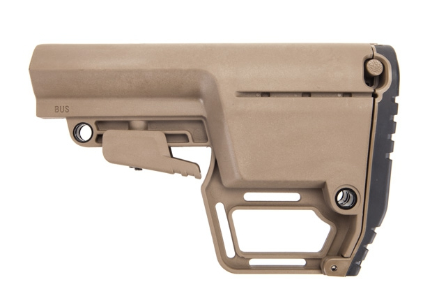 Hera Arms CQR Buttstock-Tan - Stocks - Lowers