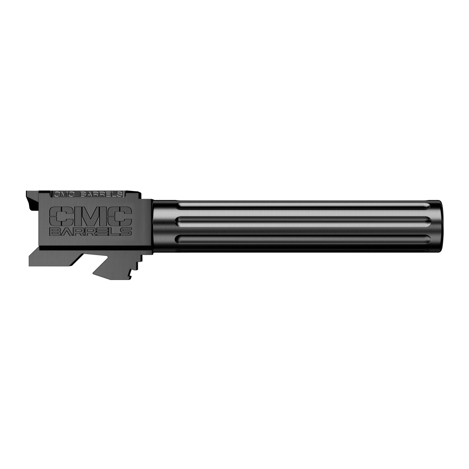 CMC Glock 17 Fluted Barrel Non Threaded