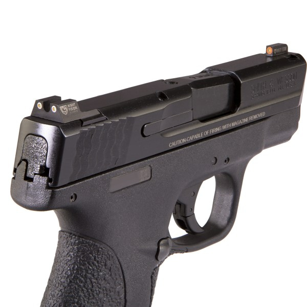 Night Fision Smith & Wesson M&P Shield and C.O.R.E Series Perfect Dot Tritium Night Sight Set -