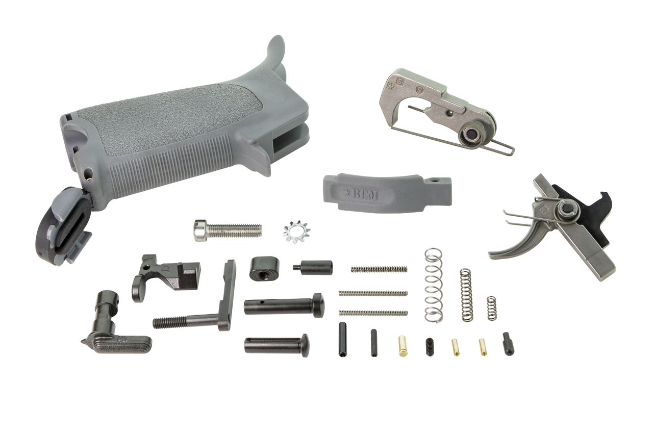 BCM Enhanced Lower Parts Kit AR15