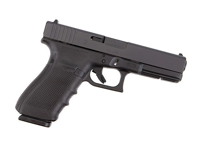 Glock 19 GEN 5 9MM Pistol 15 Rd w/ Night Sights - Handguns
