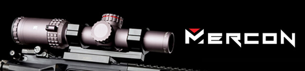 Mercon Optics - World class performance optics for precision shooting