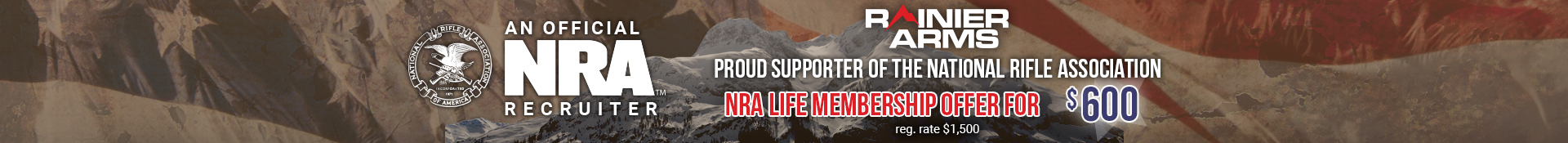 NRA - Join the fight