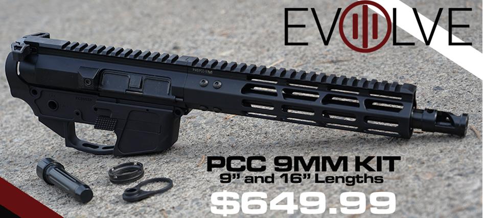 PWS 9mm PCC